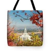Draper Temple Oaks Tote Bag