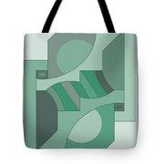 Drawb2abstract449 Tote Bag
