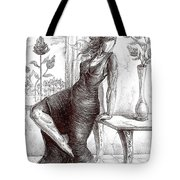 Drawing 12 Tote Bag
