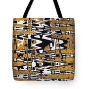 Drawing Composition Abstract Tote Bag