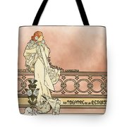 Drawing Tote Bag