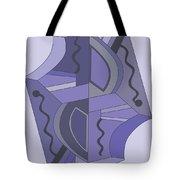 Drawn2abstract229 Tote Bag
