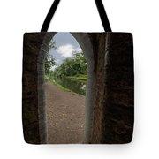 Drayton Footbridge Tote Bag