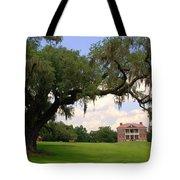 Drayton Hall Plantation Charleston Tote Bag