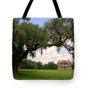 Drayton Hall Plantation Charleston Tote Bag