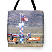 Dreadniught Climbout--umlimited Gold Tote Bag