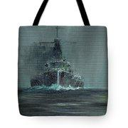 Dreadnought 1907 Tote Bag