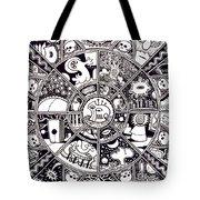 Dream #23 Tote Bag