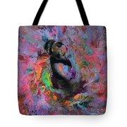 Dream Dancer Art  Tote Bag