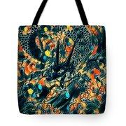 Dream Dragon Tote Bag