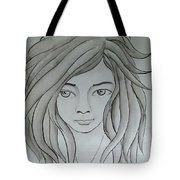 Dream Girl Tote Bag