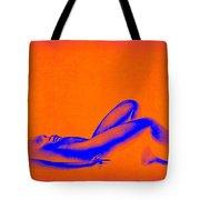 Dream In Orange Tote Bag