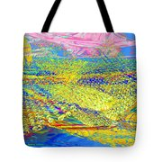 Dream Landscape Tote Bag