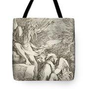 Dream Of Aeneas Tote Bag