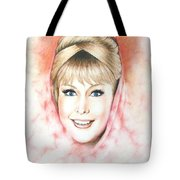 Dream Of Jeannie Tote Bag