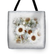 Dream Of Marguerite Tote Bag