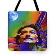 Dream Of Salvador Dali Tote Bag
