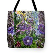 Dream Of The Bee Tote Bag
