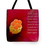 Dream Pieces Tote Bag