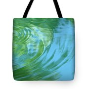 Dream Pool Tote Bag by Donna Blackhall