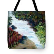 Dream River Tote Bag