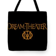 Dream Theater Logo Tote Bag