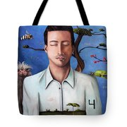 Dream Within A Dream 2 Tote Bag