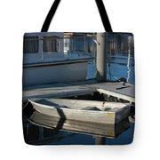 My Dream Yacht Tote Bag