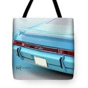 Javelin Blues Tote Bag