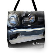 Amx In Your Face Tote Bag