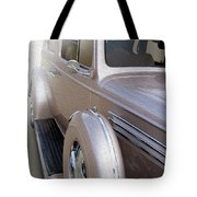 Siding With Buick Tote Bag