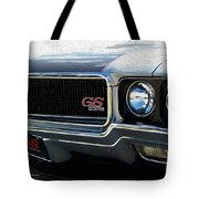 Buick With Gas Tote Bag