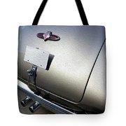 Twin Pipe Buick Tote Bag