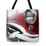 Bustin' Bitchin' Buick Tote Bag