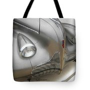 Fender Flare Buick Tote Bag
