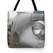 Bulgin' Big Eyed Buick Tote Bag