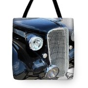 Classy Chassis Tote Bag