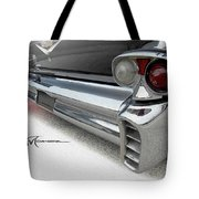 Grilled Pipes Tote Bag
