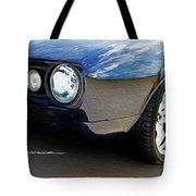 Phantom Camaro Tote Bag