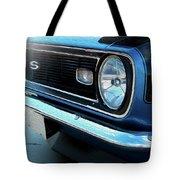 Blue Ss Tote Bag