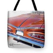 Dream_chevy105 Tote Bag