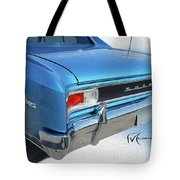 Dream_chevy126 Tote Bag