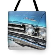 Dream_chevy136 Tote Bag