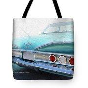 Dream_chevy152 Tote Bag