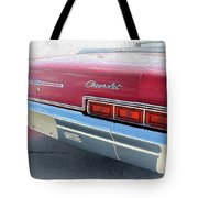 Dream_chevy163 Tote Bag