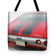 Dream_chevy183 Tote Bag