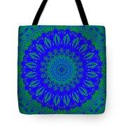 Dreamer Kaleidoscope Tote Bag