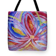 Dreamflower Tote Bag