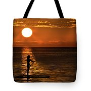 Dreaming Tote Bag by Debra and Dave Vanderlaan