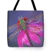 Dreaming Dragon Tote Bag by Bill Morgenstern